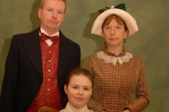 The Harnham family