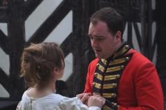 she sees her faithful Beverley