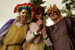 Three Godesses